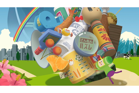 Katamari Damacy Reroll coming to PC in December | Rock ...