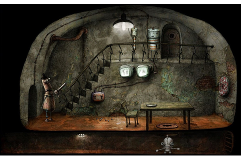 Le sublime Machinarium sur Android ! - FrAndroid