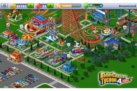 Amazon.com: RollerCoaster Tycoon® 4 Mobile™