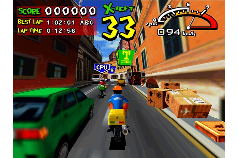 Radikal Bikers on Qwant Games