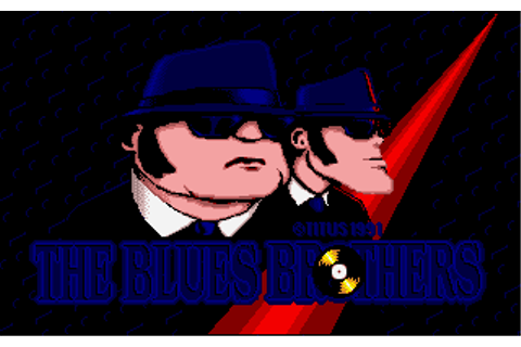 The Blues Brothers (video game) - Wikipedia