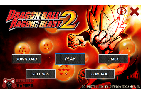 Dragon Ball: Raging Blast 2 PC Download | Reworked Games