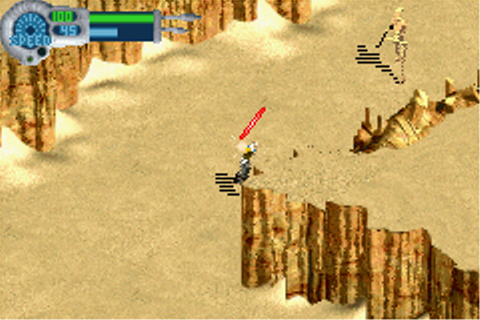 Star Wars: The New Droid Army Screenshots for Game Boy ...