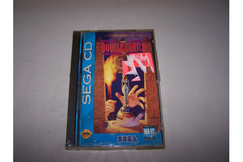 double switch sega cd game 1993 sega