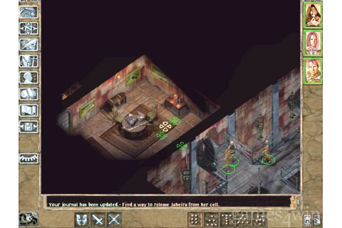Baldur's Gate II: Shadows of Amn Free Download full game ...