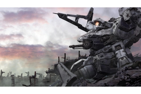 Report Claims 'Armored Core' Game In Development