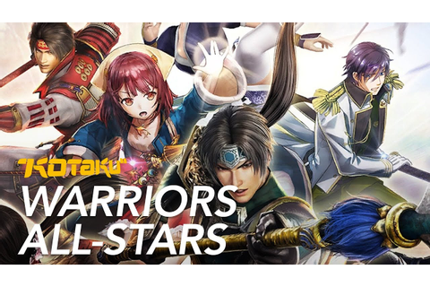 Warriors All-Stars Is A Video Game Yard Sale - YouTube