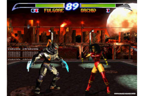 Killer Instinct games