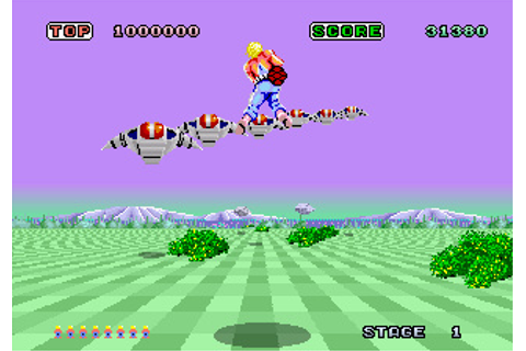 Nintendo Download: Space Harrier Arcade, Fish'em All and ...