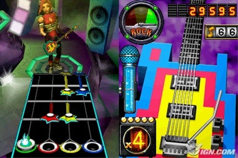 Guitar Hero On Tour: Decades Review - IGN