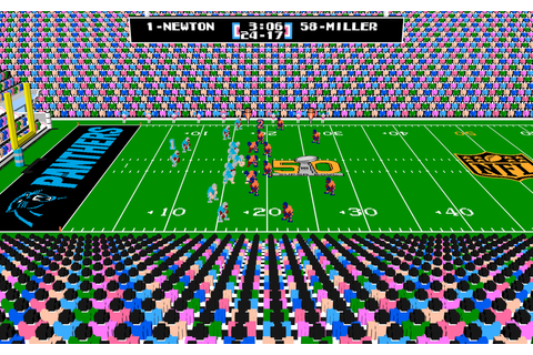 Tecmo Super Bowl 50 by NES--still-the-best on DeviantArt