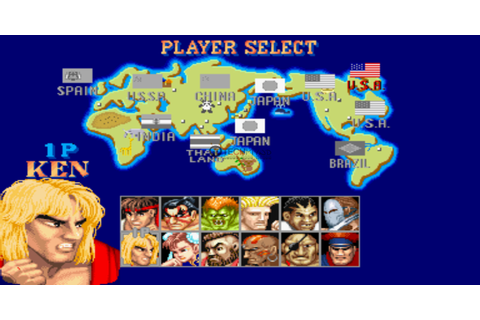 Street Fighter 2 Game Full Version Free Download ~ Free ...