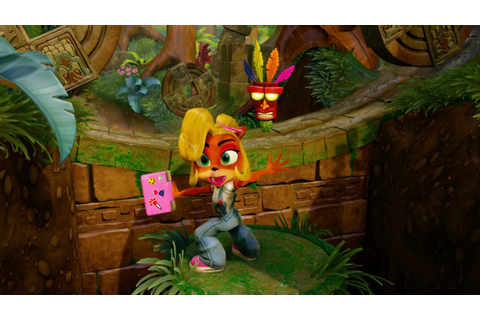 You Can Play As Coco Bandicoot In Crash Bandicoot N. Sane ...