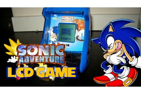 Sonic Adventure LCD game - YouTube