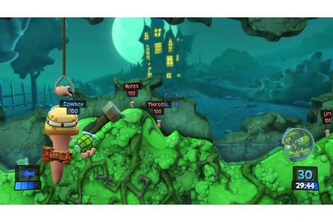 Worms Revolution (Video Game Review) - BioGamer Girl
