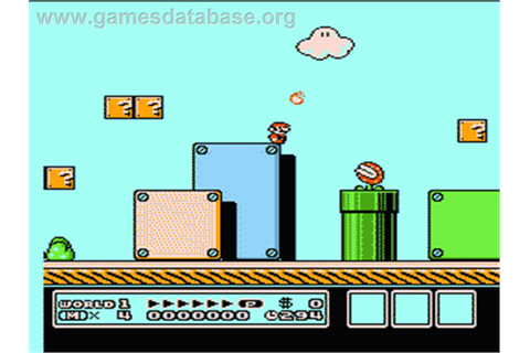 Super Mario Bros. 3 - Nintendo NES - Games Database
