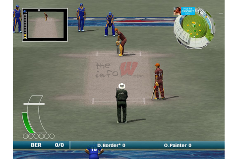 Cricket 07 Download game | Highly compressed games free ...