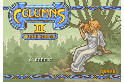 Columns II: The Voyage Through Time (World) ROM Download ...
