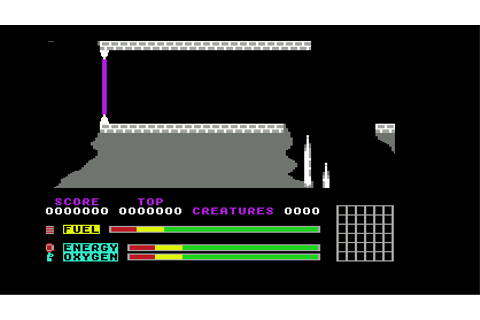 Play Phantom of the Asteroid Online C64 Game Rom ...
