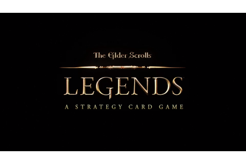 The Elder Scrolls: Legends - The Elder Scrolls Wiki