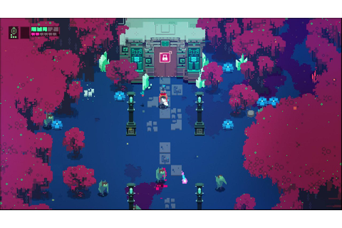 Hyper Light Drifter Might Have a Shot at Coming to Switch ...