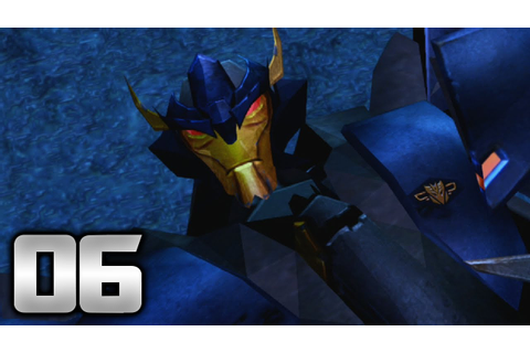 Transformers: Prime: The Game - Part 6 - Shock and Dread ...