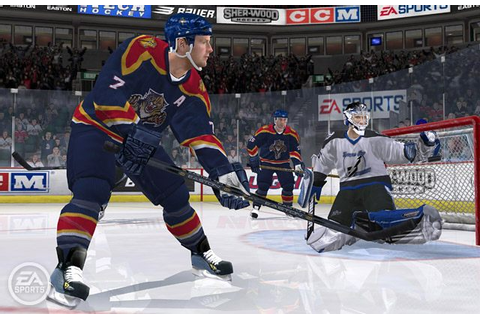 NHL 06 Screenshots - Video Game News, Videos, and File ...