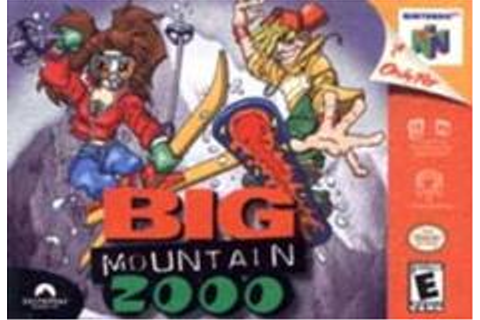 Big Mountain 2000 - Nintendo 64 - IGN