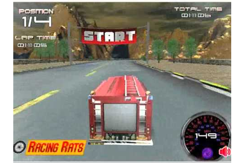 Fire Truck Racer 3D - Fire Truck Games - YouTube