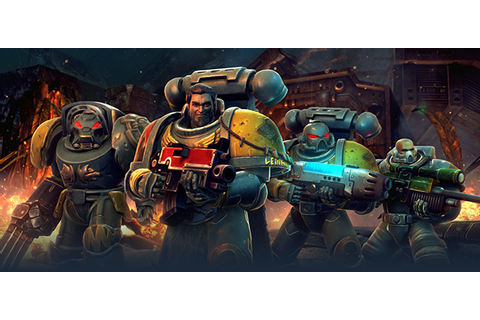 Warhammer 40,000: Space Wolf on Steam