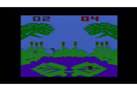 CLASSIC GAMES REVISITED - Frogs and Flies (Atari 2600 ...