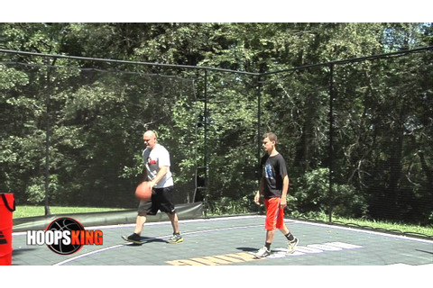 1 on 1 Fast Break Attack Game: How to Score on the Fast ...