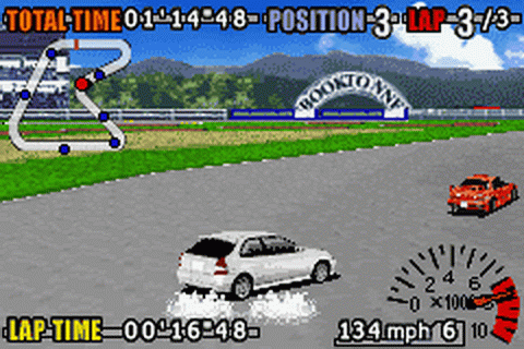Play GT Advance 3 - Pro Concept Racing Nintendo Game Boy ...