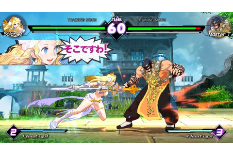 Blade Strangers arcade location test set for September 22 ...