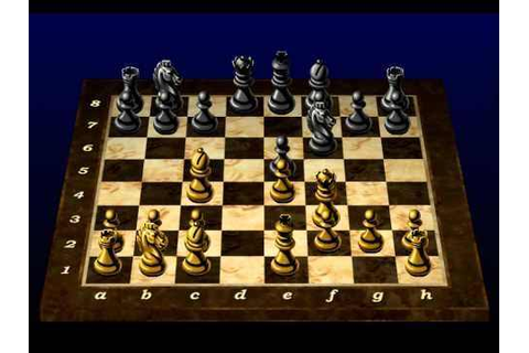 Power Chess on Qwant Games