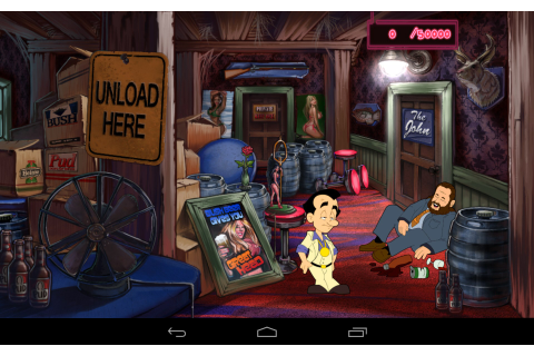 Leisure Suit Larry: Reloaded – Games for Android 2018 ...