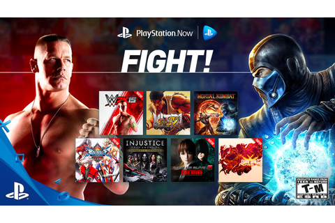 Eight Fighting Games Join the PS Now Lineup Today ...