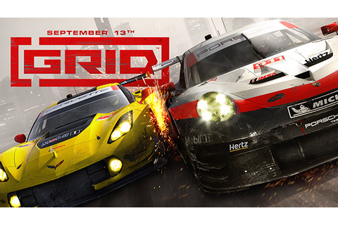 GRID announced for PS4, Xbox One, and PC - Gematsu
