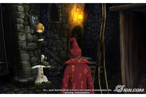Simon the Sorcerer: Who'd Even Want Contact?! Screenshots ...