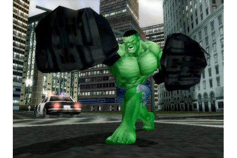 The Incredible Hulk: Ultimate Destruction Screenshot 11 ...