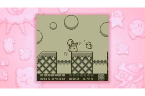 Kirby's Dream Collection: Special Edition (Wii) Screenshots