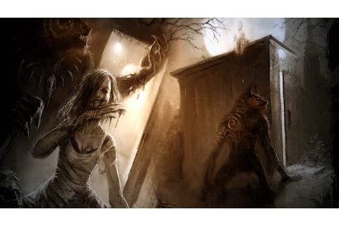 Ten Things to Know About Werewolf the Forsaken – Mephit ...