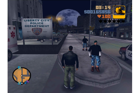 Download Grand Theft Auto 3 [GAME] ~ H a N z I