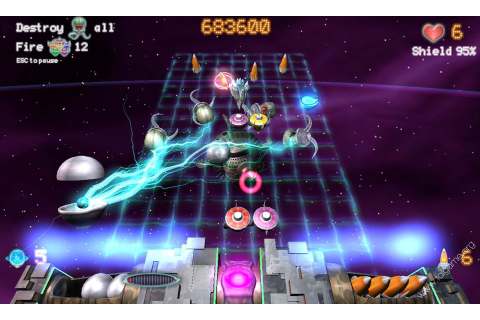 Planet Busters - Tai game | Download game Trí tuệ