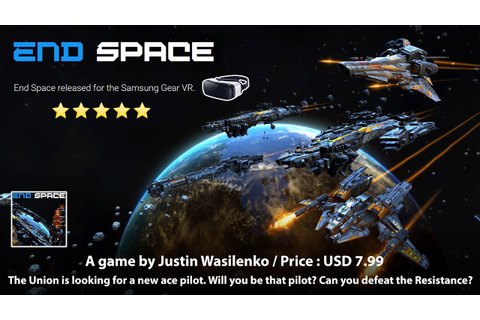 End Space for Gear VR - Best Space battle VR for Samsung ...
