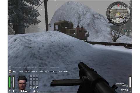 Return To Castle Wolfenstein: Enemy Territory Full Game ...