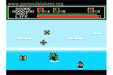 Mechanized Attack - Nintendo NES - Games Database