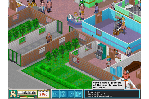 Buy Theme Hospital PC Game | Download