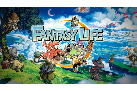 Fantasy Life - Preview/Vorschau - YouTube