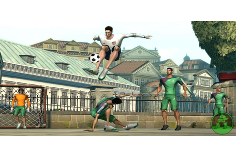 FIFA Street 3 Screenshots, Pictures, Wallpapers - Xbox 360 ...